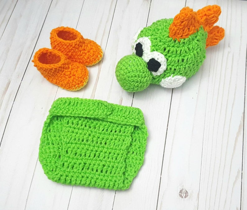 31704338b Baby Yoshi Costume, Newborn Nintendo Cosplay Infant Photo Outfit, Birthday  Party Super Mario Costume, Baby Shower Gift, Cake Smash Outfit