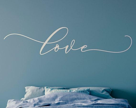 Love Vinyl Wall Decal