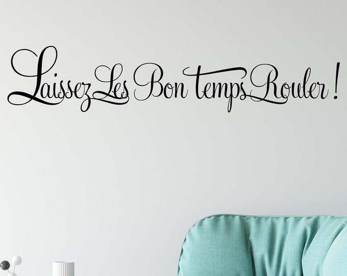 Wall Words Decal