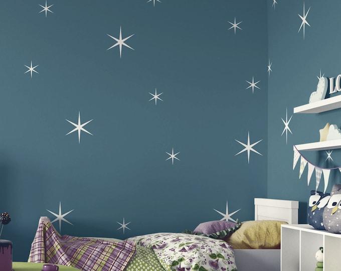 Stars Wall Decal