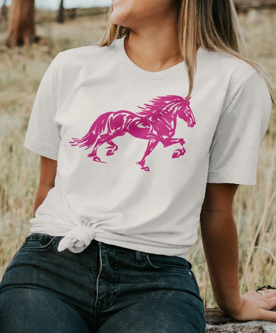 Horse Lover Shirt | Horse Tee | Horse  Shirt |  Horse T Shirt | ABHR7-T