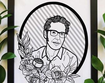 Ira Glass Portrait