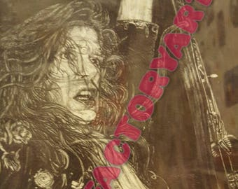 DEF LEPPARD -Steve Clark