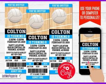 basketball invitation template editable basketball birthday etsy