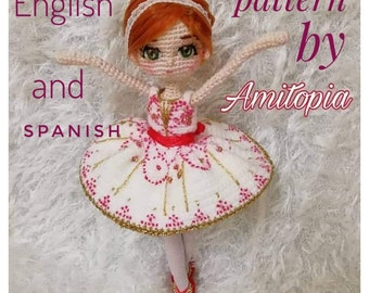 ratinha bailarina em crochê amigurumi parte1 - YouTube   270x340