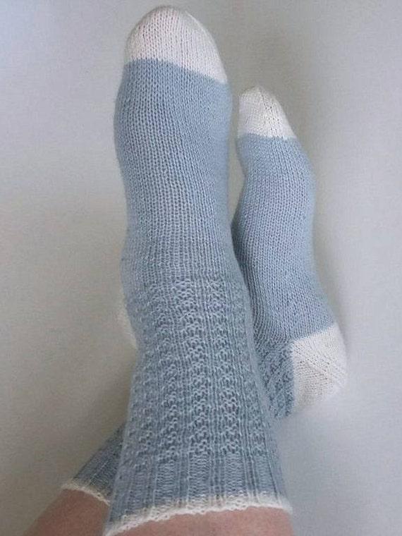 Strickanleitung Socken Martijn Socken stricken   Etsy