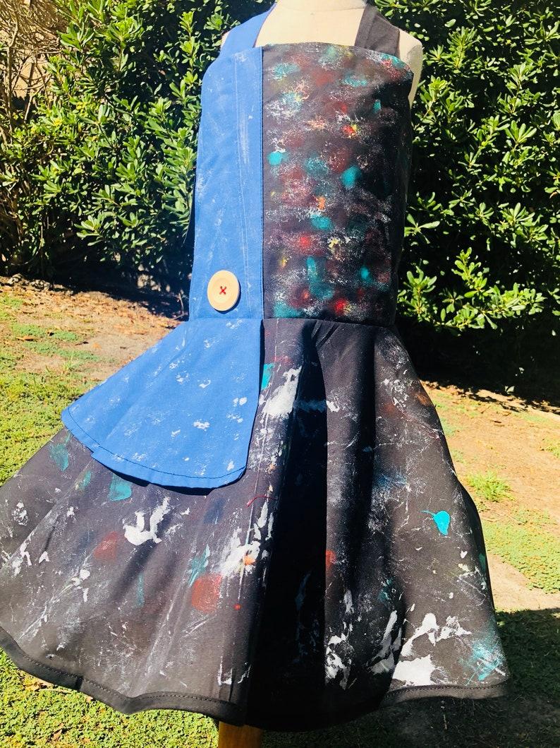 Dizzy Inspired dress