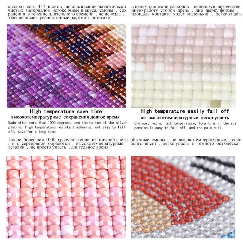 5D Diamond Painting Kit,Diamond Painting Stars Ocean Love Night,Beads Cross Stitch,Embroidery,Diamond Mosaic,Full Drill Square,Worldwide