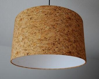 Voorkeur Kurk lampenkap | Etsy VZ14