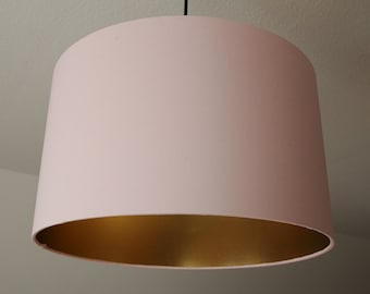 """Lampshade """"Rosé-gold"""""""