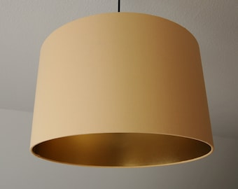 """Lampshade """"Apricot-Gold"""""""