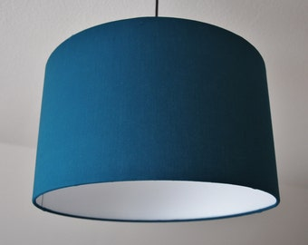 "Lamp shade ""Petrol"""