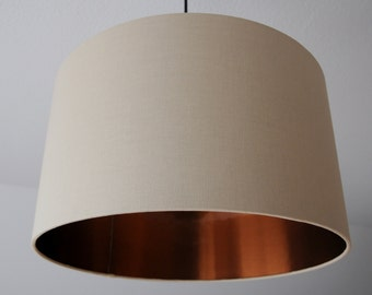 """Lampshade """"Sand-Copper"""""""