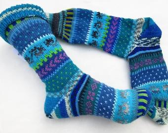 Pattern socks Ella Gr. 38 / 39