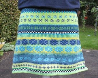 Knit skirt Candice Gr. M