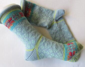 Pattern socks Jule Gr. 39/40