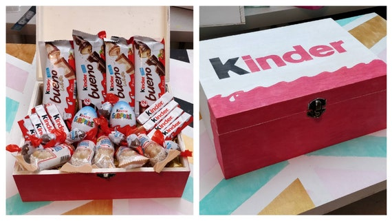 Kinder Chocolate gift box