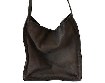 981ce934ed8 Vintage Coach Bag Coach Brown Suede Hobo Tote Vintage Designer Handbag  Designer Purse Boho Shoulder Bag Coach Brown Leather Shoulder Bag