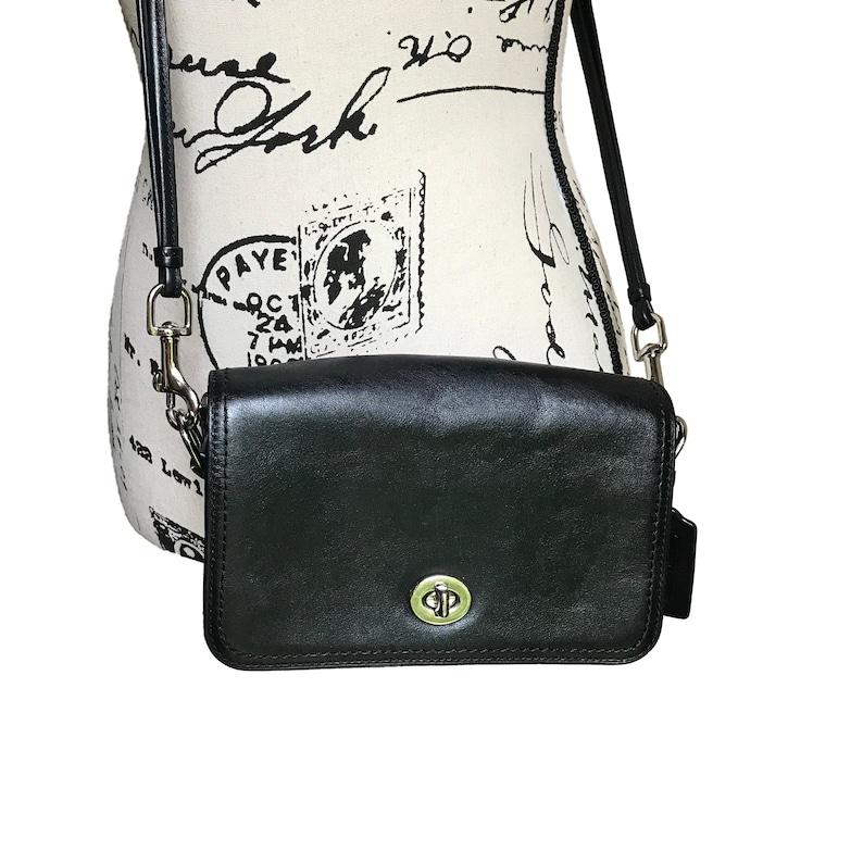 c9d2b9cae6 Vintage Coach Bag 1990 s Coach Handbag Coach New York Bag