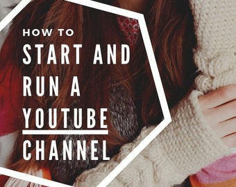 Starting and running a YouTube channel, YouTube Guide, Social media how to