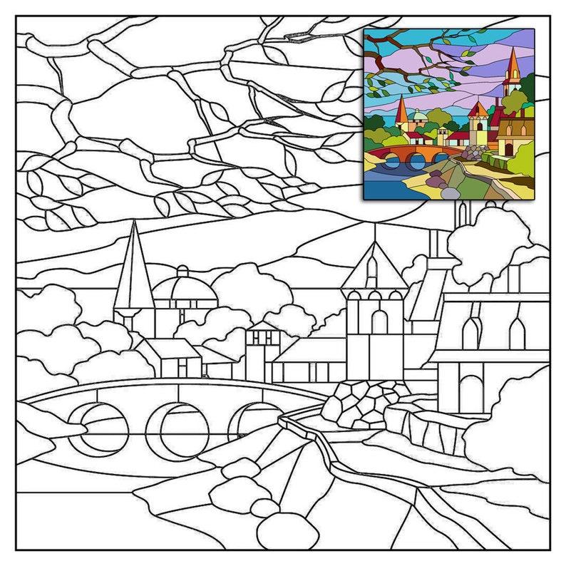 norwegen landschaft malvorlagen  coloring and malvorlagan