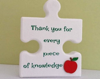 Personalised teacher gift, Thank you teacher, Male teacher gift, Gifts for Teaching Assistants, School leaver gift, End of term gift,