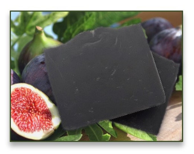 Mediterranean Island Fig Handcrafted Soap (5 oz.) - Cold Process