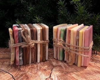 Soap End Bundles (1 lb) Various Scents - Surprise Soap Grab Bag!