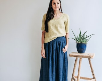 Linen Bottoms