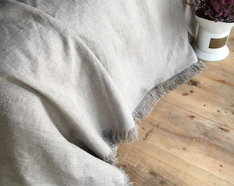 Natürliche Leinenbezug, Strukturiertem Leinen Werfen Licht Decke Licht Zu  Werfen, Und Natürliche Decke, Daybed Decke, Sommer Decke, Europäische  Bettwäsche