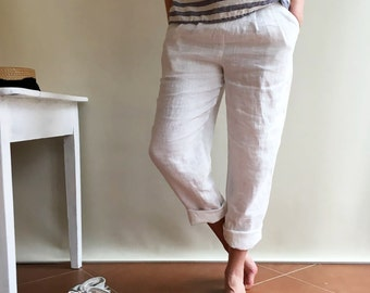 Linen Pants for Women