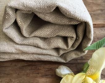 Linen bath towel, natural towel, bath sheet, sauna towel, woven towel, 100% linen, pure linen, spa towel, light linen towel, Christmas gift