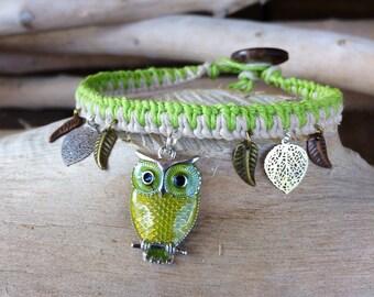 Owl never Leaf you