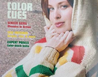 Knitter's knitting pattern magazine Fall 2005