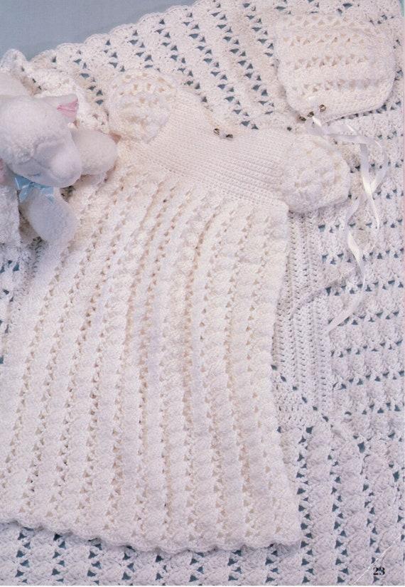 Engelchen Set / Baby Decke Häkelanleitungen / häkeln Babydecke | Etsy