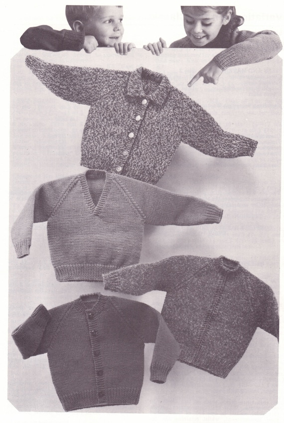 Knitting Pattern Central Knit Cardigan Knitted Cardigan Etsy