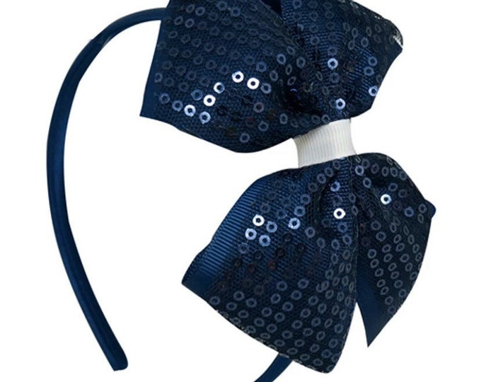IMAGINE NAVY, headband