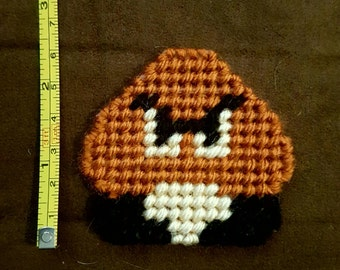 Super Mario Goomba or Para-Goomba magnets