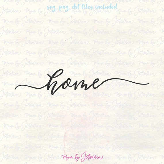 Home Svg Svg Home Home Sayings Svg Home Cut Files Home Etsy