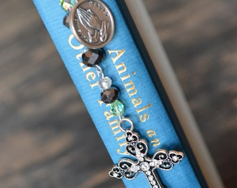 Serenity Prayer Book Bling Bookmark