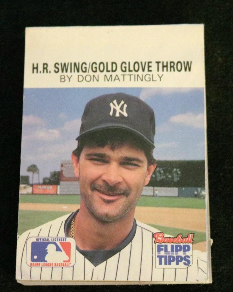 Don Mattingly Baseball Card Value