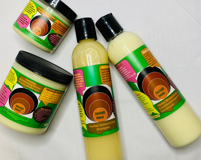 Herbal Moisturizing Collection 4oz Versatile ButterCreme.