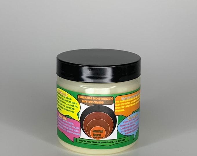Versatile ButterCreme for Hair & Skin. 4oz