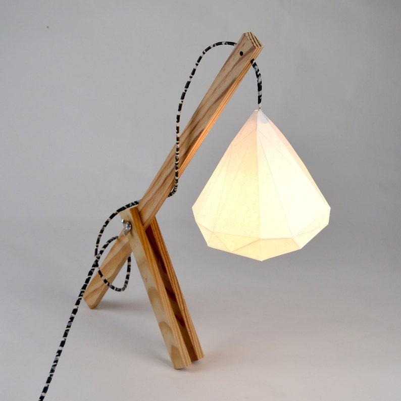 几何DIY灯罩