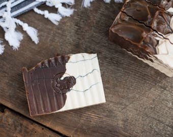 Candy Almond - Luxurious Handmade Vegan Soap - Vegan Skincare - Homemade Soap - All Natural Skincare - Housewarming Gift - Unique Gift