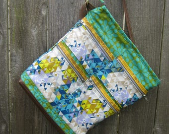 Paradiso Pacific Courier Bag Sewing Pattern
