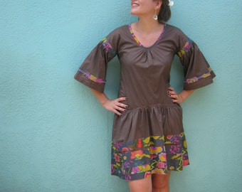 Paradiso Designs Boho Frock & Boho Frock Diversion/Hack Sewing Pattern Duo