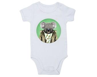 Koala Babygrow