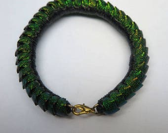 Free Shipping Natural Beetle Neck Mix Color Bracelet Fashion