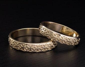 Couples wedding ring | Etsy